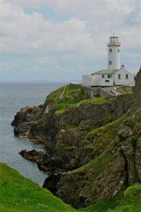 It's worth the ramble out the Fanad Peninsula to view the lighthouse. Hilary Nangle photo