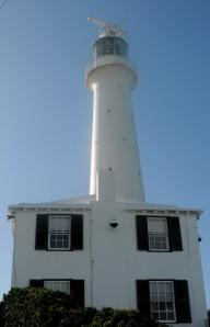Gibbs Lighthouseis another worthwhile detour off Bermuda's Railway Trail. Hilary Nangle photo