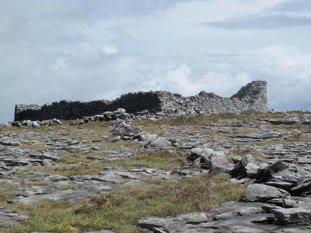 There are about 47,000 of these structures, often mistakenly identified as ringforts, in Ireland, according to Shane Connolly.
