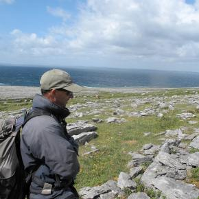 The Land Whisperer: Walking through Irish history in TheBurren