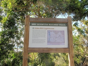Charmed, I'm sure: Exploring Bermuda's RailwayTrail