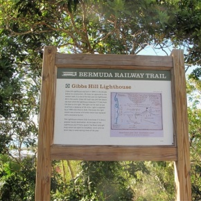 Charmed, I'm sure: Exploring Bermuda's Railway Trail