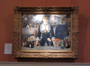 The Courtauld is renowned for its Impressionist collection.