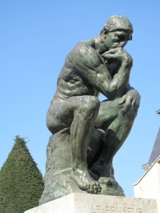 The Rodin Museum was located less than a block from my hotel. Hilary Nangle photo